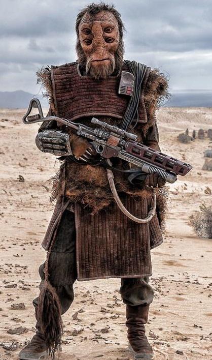 Star Wars Solo Faddera Rabar