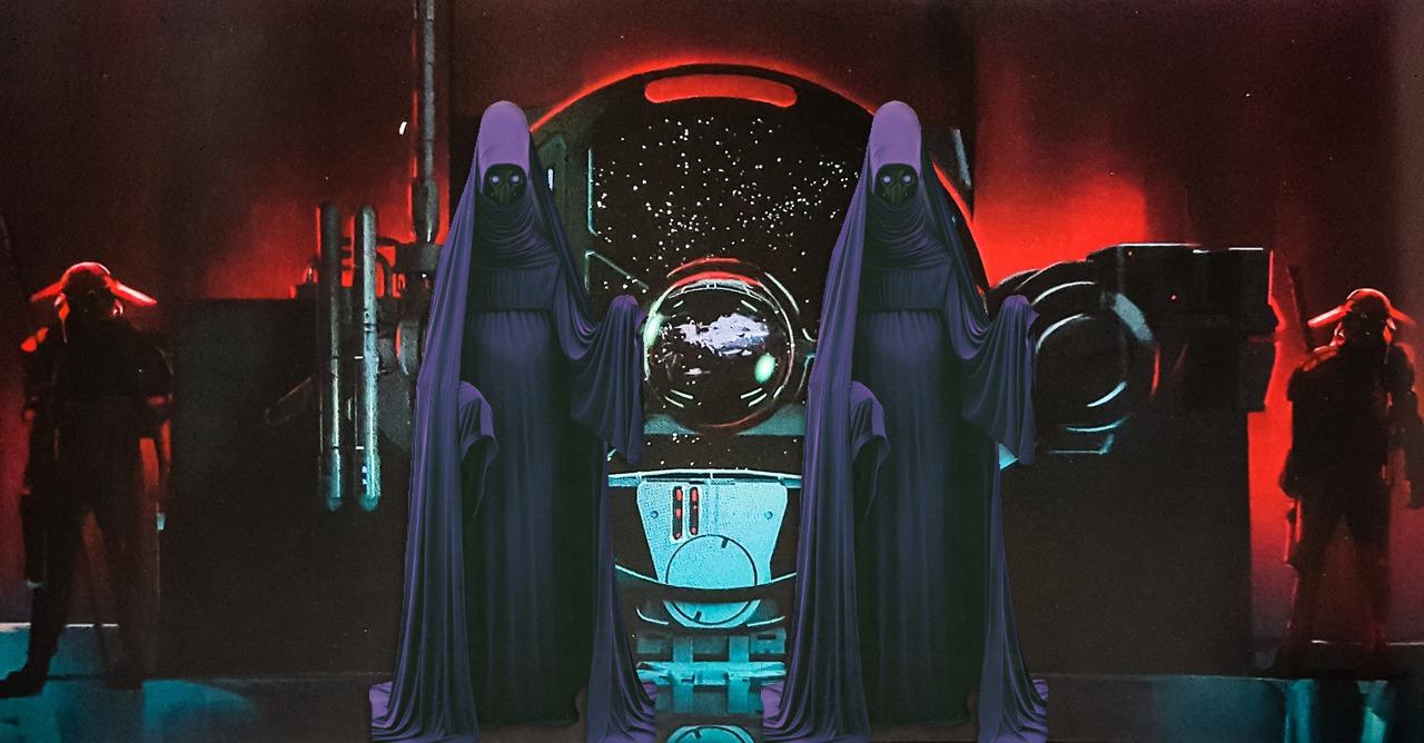 Snoke's Attendants by Oculus